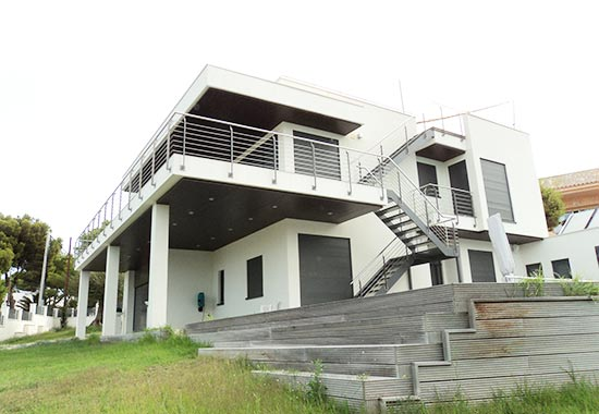 HOUSE MALGRATS