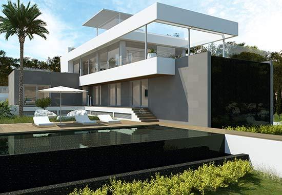 HOUSE VIA CABRERA III