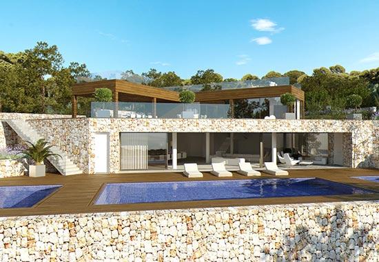 HOUSE CALA VIÑAS